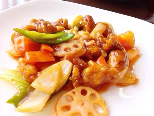 秋田市保戸野の中国料理・甜甜酒楼(てんてんしゅろう)の酢豚に感動してしまった。