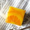 プチサイズがオシャレでかわいらしい、ぜんげつのオレンジケーキ。